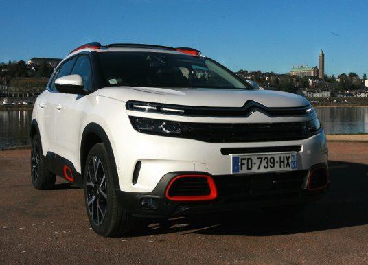 Essai Citroën à Blois : Frédéric Cornet découvre le nouveau Citroën C5 Aircross