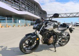 Honda CB500F, la moto A2 par excellence