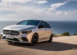 Mercedes Classe B, plus dynamique, plus confortable, plus sûre que jamais