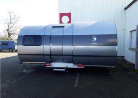 BeauEr : une caravane qui triple de volume en 40 secondes