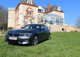 La BMW Série 3 à l'essai à Cholet