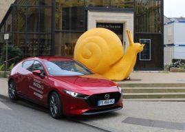 Que pensent les Manceaux de la nouvelle Mazda 3 ?