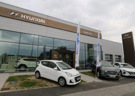 Hyundai a le vent en poupe