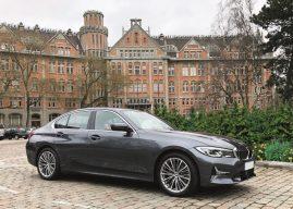 À Lille, la nouvelle berline mythique de BMW séduit sur son passage