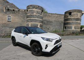 Que pensent les Angevins du nouveau Toyota RAV4 ?