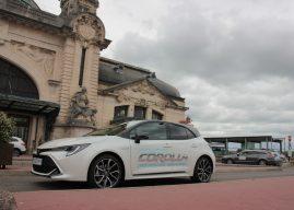 Les Limougeauds conquis par la Toyota Corolla