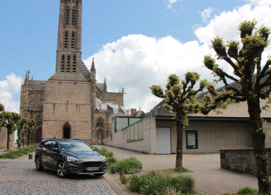 Essai FocusActive SW 1.0 Ecoboost à Limoges