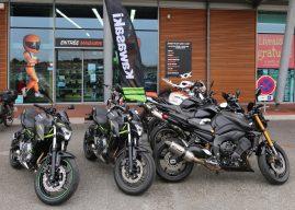 Moto-Axxe, tout pour s'équiper et entretenir sa moto