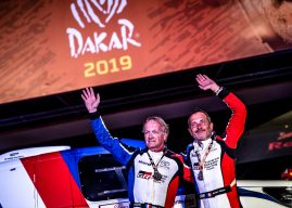 Dakar, le team Chabot-Pillot dans le top 10