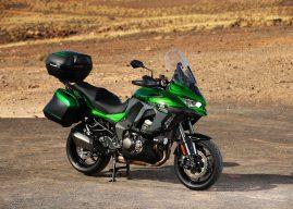 Kawasaki Versys 1000, Peau neuve pour le trail routier