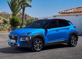 Hyundai Kona Hybrid : Un large éventail