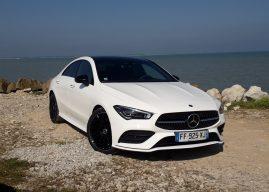 Nouveau CLA Coupé, La Classe selon Mercedes-Benz