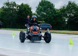 Ryder Tour Essais Ryker et Spyder Can-Am avec RS Racing