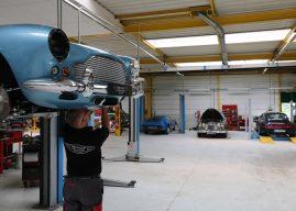 Provost Automobiles entretien et répare votre voiture de collection