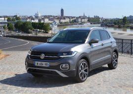 Volkswagen T-Cross, multi-facettes et polyvalent