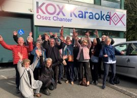 Kox Karaoké, Osez chanter !