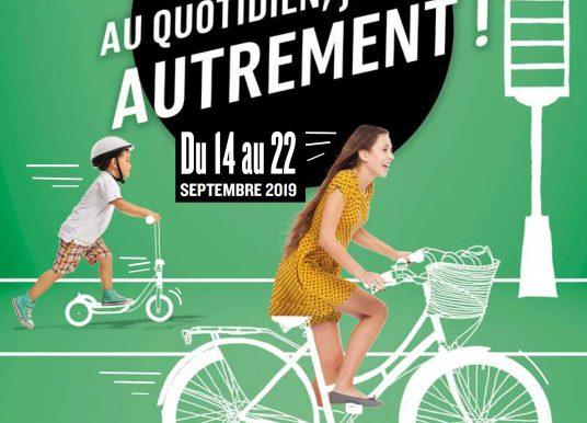 Samedi 14 septembre : Journée de la Mobilité Zéro carbone
