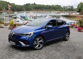 Que pensent les Vannetais de la nouvelle Renault Clio ?