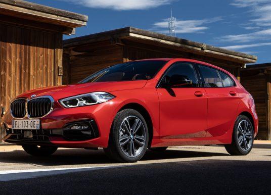 BMW Série 1, le pas en avant