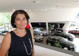 Juliette Fournier, depuis 8 ans au service de la marque aux anneaux
