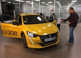 La Peugeot 208 se dévoile