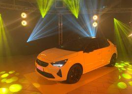 L'Opel Corsa fait son show à Angers
