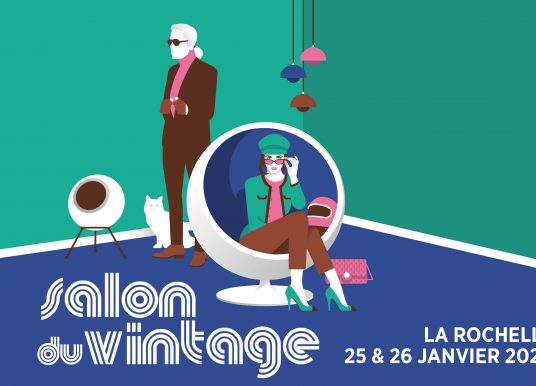 Salon du Vintage à La Rochelle – 25 & 26 janvier