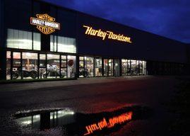 Harley-Davidson ouvre sa première concession en Vendée