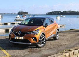 Que pensent les Vannetais du nouveau Renault Captur ?