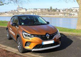 Essai Renault Captur Le SUV à l'allure affirmée et élégante à Blois