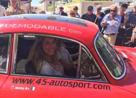 À Orléans, l'auto, c'est aussi une affaire de femmes.