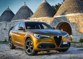 Alfa Romeo Stelvio, à l'ère technologique