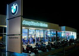 Une soirée d'exception chez BMW Amplitude Motos