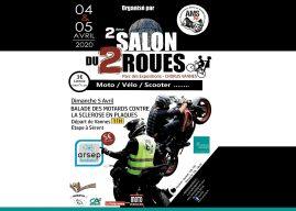 Salon du 2 roues – 4 et 5 avril 2020 au Parc dex Expositions Chorus Vannes