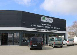 Acteo Distribution, une équipe dynamique à votre service