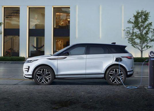 Range Rover Evoque PHEV, Efficient et novateur