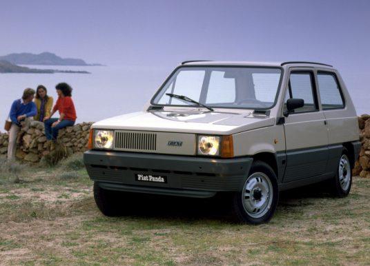 Fiat Panda, la boîte à malices