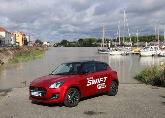 Que pensent les Nantais de la nouvelle Suzuki Swift ?