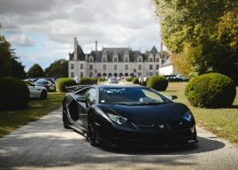 Castles Rally, L'événement exclusif des autos exclusives