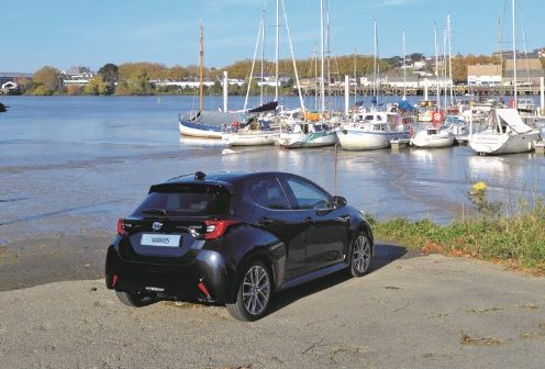 Toyota Yaris Hybride Entièrement nouvelle et toujours « Made in France »