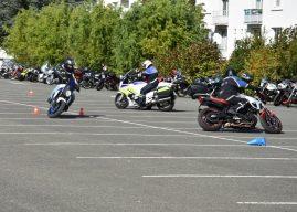 Journée moto sécurité routière Une belle action de communication