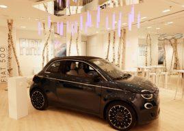 Fiat s'installe place du Capitole
