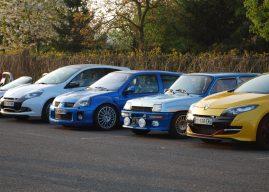 Le groupe « Passion 37 » vibre pour Renault Sport