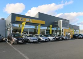 Opel agrandit son atelier à Orvault