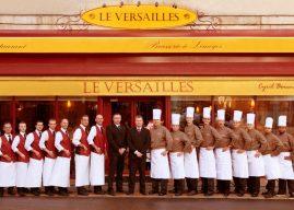 Brasserie Le Versailles La dernière belle brasserie d'autrefois à Limoges