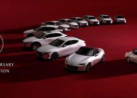Mazda fête ses 100 ans