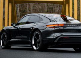 Le Porsche Taycan 4S à l'essai à Limoges « Conçu pour le plaisir »