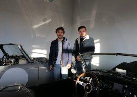 Revival Le Mans Deux jeunes passionnés d'anglaises
