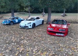 Touraine Alpine Gordini « Alpine a marqué toute une génération »