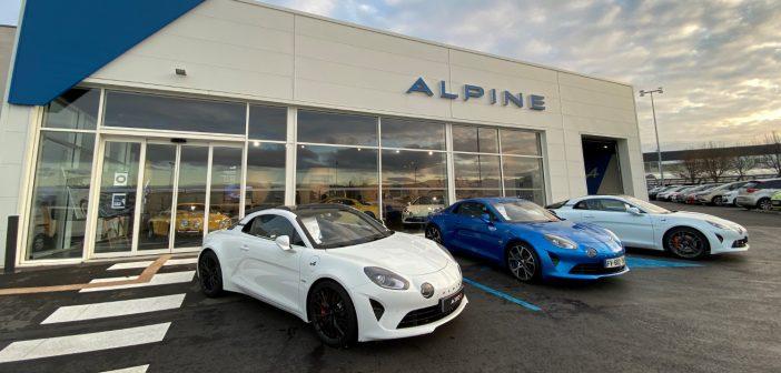 Centre Alpine Clermont-Ferrand, Tout l'ADN Alpine dans un écrin